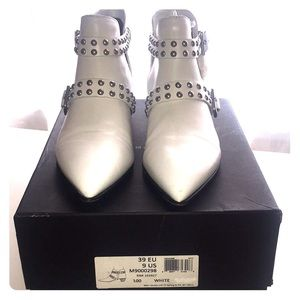 Marc Jacobs Studded Ankle Boots